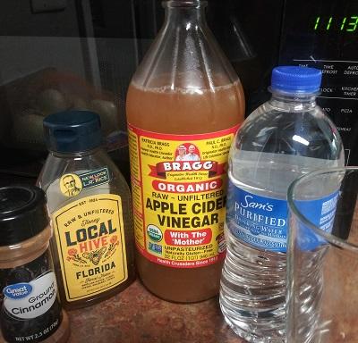 Apple Cider Vinegar drink, merej99, Meredith Loughran, health, WildOne Forever, health and fitness