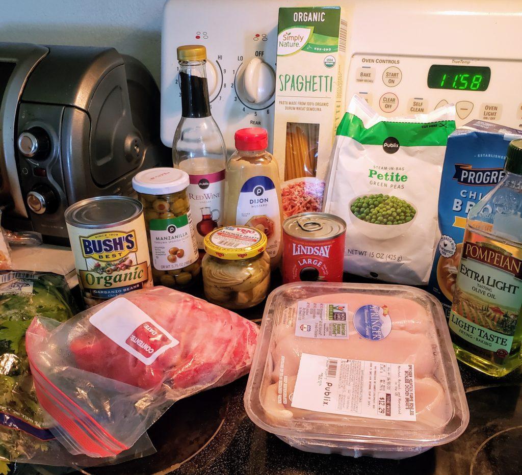 Boopa's pasta salad, Jennifer Drexler