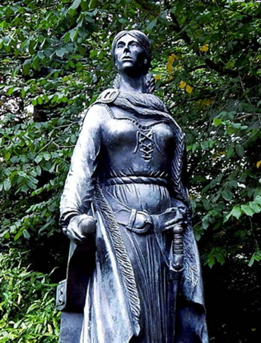 wildoneforever.com, wildoneforever, wildone forever, Grace O'Malley, The Irish Pirate Queen, Feminism