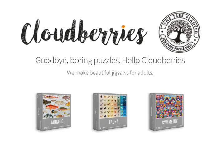 cloudberries, puzzles, games, family,