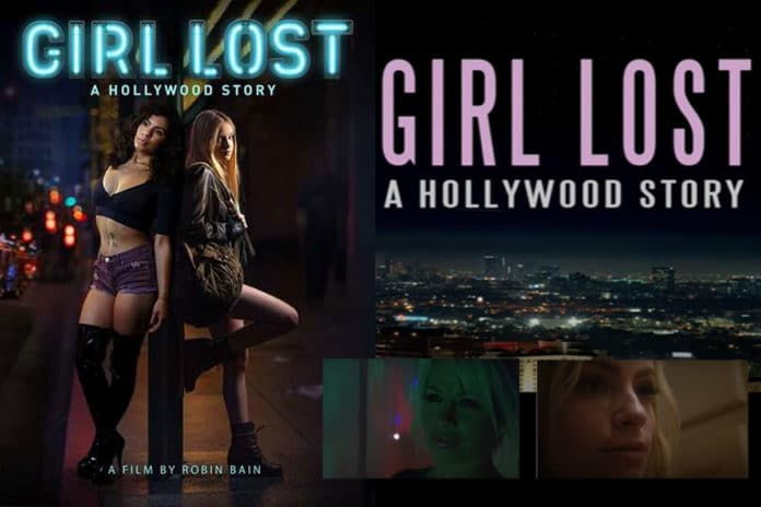 Girl Lost, Robin Bain, sex trafficking, prostitution, runaway, Geek Insider, Geek Speak, Meredith Loughran, merej99, Cody Renee Cameron, Serena Maffucci,