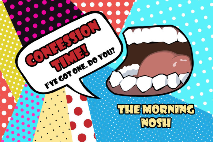 confessions, The Morning Nosh, WildOne Forever, podcast