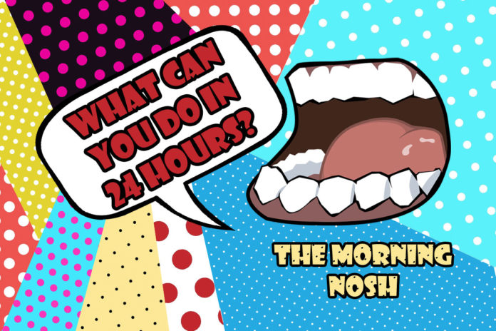 WildOne Forever, The Morning Nosh, Meredith Loughran, Motivational Moments