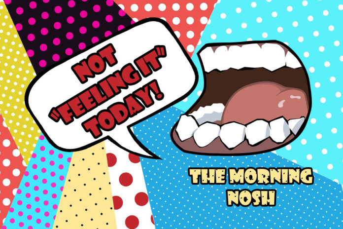 The Morning Nosh, podcast, WildOne Forever, Meredith Loughran