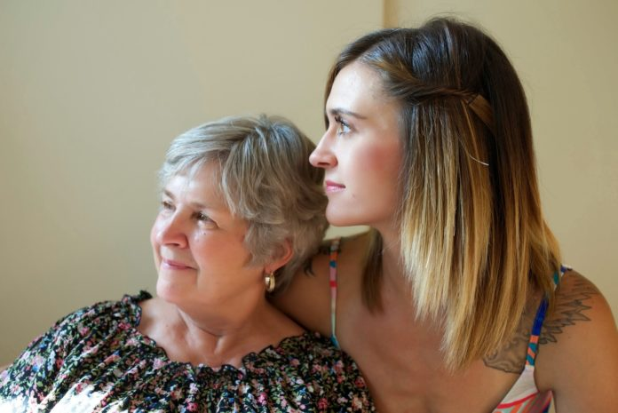loving my mom with alzheimers