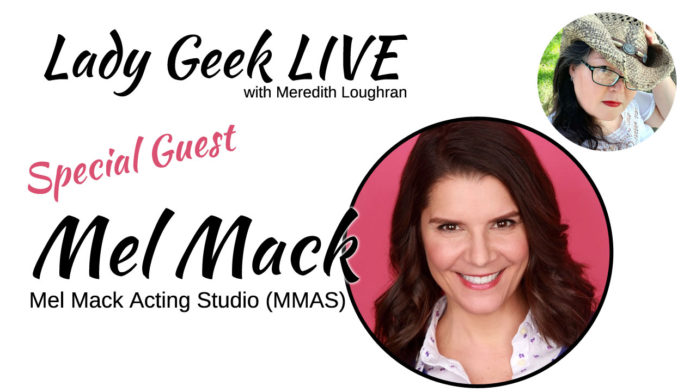 Mel Mack Acting Studio, WildOne Forever, interview