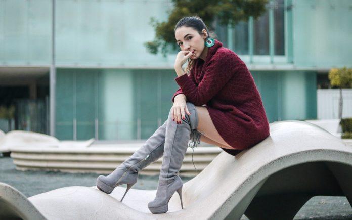 Olivia Wilde Confidence Manifesto, shoes, empowerment, WildOne Forever