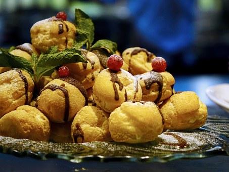 recipe, Jennifer Pedalino-Drexler, food, foodie, WildOne Forever, dessert, creampuff, cream puff, creme puff