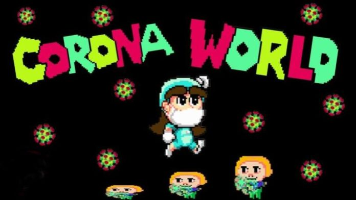wildoneforever.com, wildoneforever, wildone forever, Does 'Corona World' Video Game Inspire Real Killings Of Kids & Covidiots?, Entertainment, Lifestyle